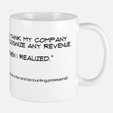 Tax Accounting Thank you funny Mugs