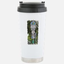 Key West Hwy 1 Travel Mug