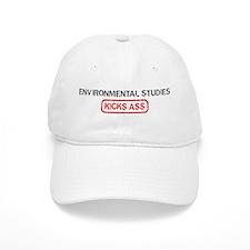 ENVIRONMENTAL STUDIES kicks a Baseball Cap