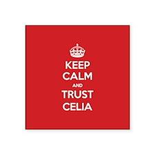 Trust Celia Sticker