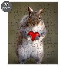 Squirrel Lover Puzzle
