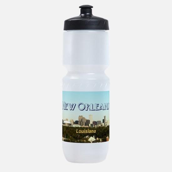 New Orleans Sports Bottle