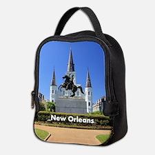 New Orleans Neoprene Lunch Bag