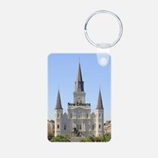 New Orleans Keychains