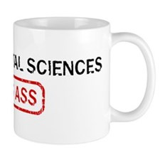 ENVIRONMENTAL SCIENCES kicks  Coffee Mug