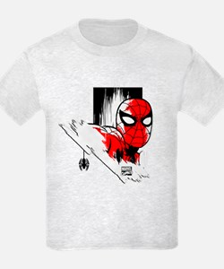 Spider-Man Face T-Shirt