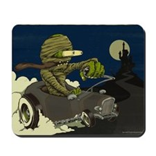 Rat Rod Mummy Mousepad
