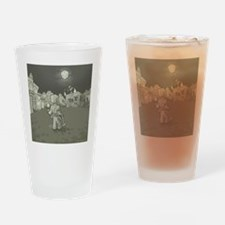 MInecraft Nightmare Drinking Glass