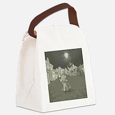 MInecraft Nightmare Canvas Lunch Bag