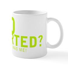 Who Farted? Small Mug