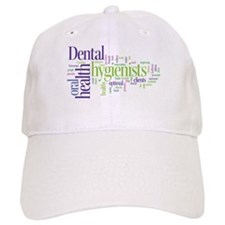Unique Dental hygienist Baseball Cap