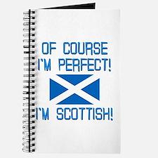 I'm Perfect I'm Scottish Journal