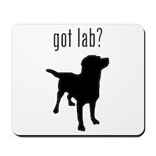 got lab? Mousepad