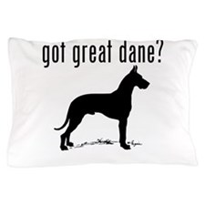 got great dane? Pillow Case