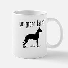 got great dane? Mugs