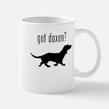 got doxen? Mugs