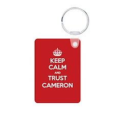Trust Cameron Keychains