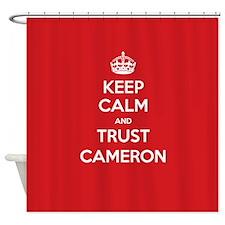 Trust Cameron Shower Curtain