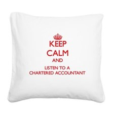 Keep Calm and Listen to a Chartered Accountant Squ