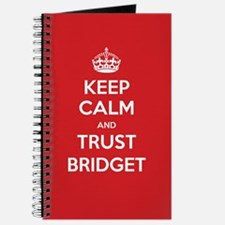 Trust Bridget Journal