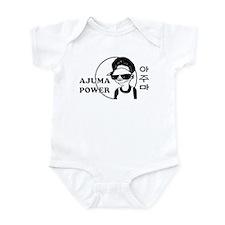 Ajuma Power Infant Bodysuit