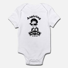 Aspiring Ajuma Infant Bodysuit