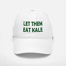LET THEM EAT KALE Baseball Baseball Baseball Cap