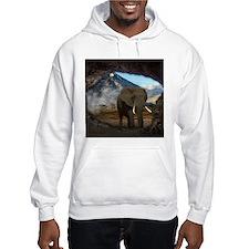 Unique Elephant Hoodie