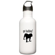 got bulldog? Sports Water Bottle