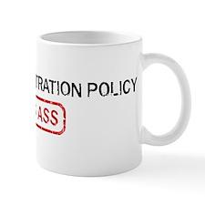 PUBLIC ADMINISTRATION POLICY  Coffee Mug