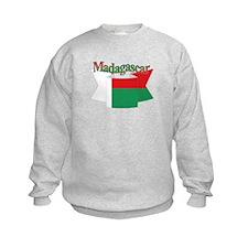 Madagascar ribbon Sweatshirt