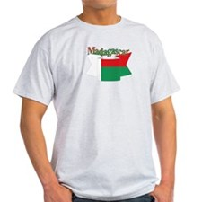 Madagascar ribbon T-Shirt