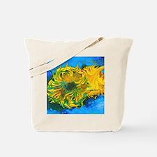 Van Goghs' Sunflowers Tote Bag