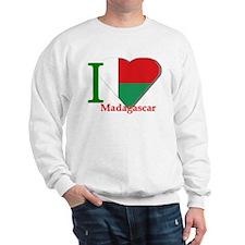 I love Madagascar Sweatshirt
