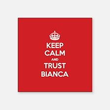 Trust Bianca Sticker