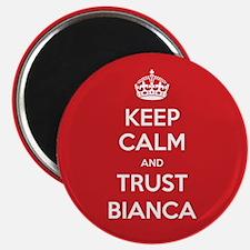 Trust Bianca Magnets