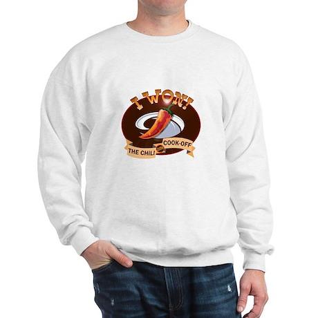 First Place Chili Sweatshirt