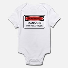 Attitude Manager Infant Bodysuit