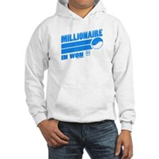 Millionaire in Won Hoodie Sweatshirt