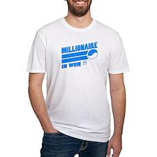 Millionaire in Won Shirt