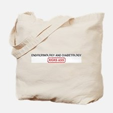 ENDOCRINOLOGY AND DIABETOLOGY Tote Bag
