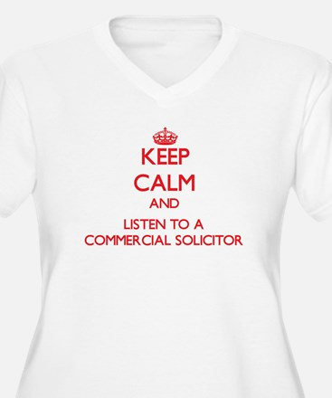 Keep Calm and Listen to a Commercial Solicitor Plu