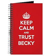 Trust Becky Journal