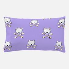 Torrid Westie Purple Pillow Case