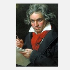 Beethoven Postcards (Package of 8)