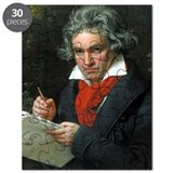 Classical music composer Puzzles