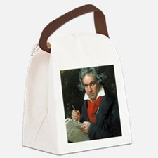 Beethoven Canvas Lunch Bag