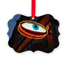 Seattle's Big Eye Ornament