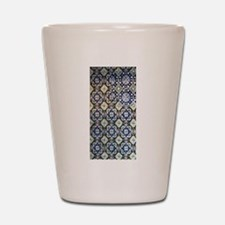 Mexican Mosaic Tile Shot Glass
