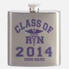 Class Of 2014 RN Flask